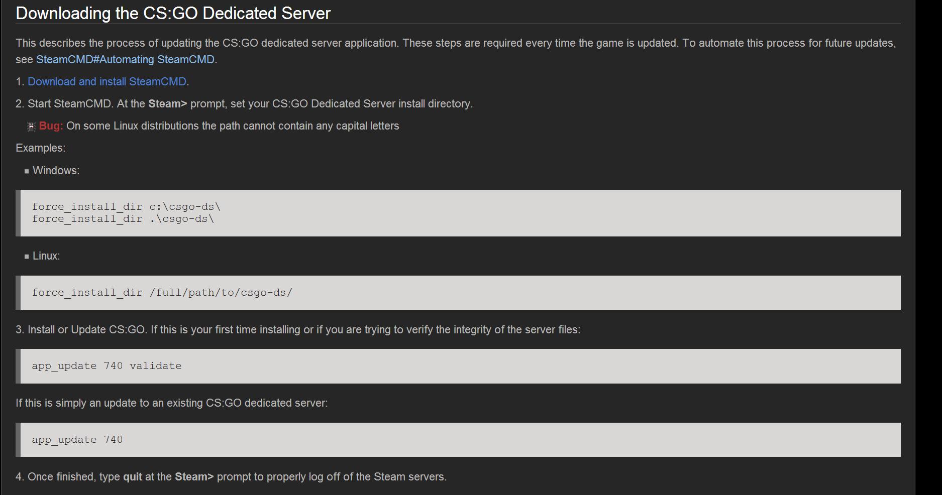 cs go server location command